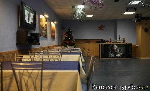 Загородный центр «Дзержинец»