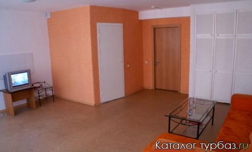 База отдыха гостиничного типа «Уральские зори»