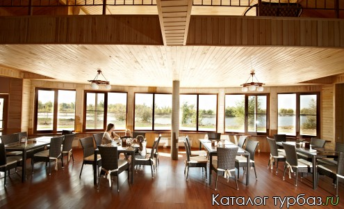 Ресторан 1 этаж