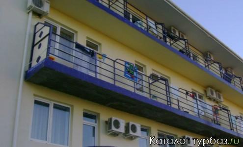 Гостевой дом «Зиридис»