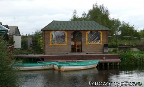 Гостевой комплекс «Галкина пристань»