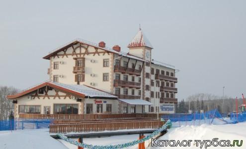 Курорт «Чекерил»