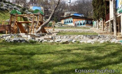Парк-отель «Зеленый мыс»