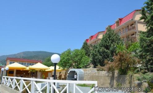 Курортный комплекс отдыха «Эко-Village»