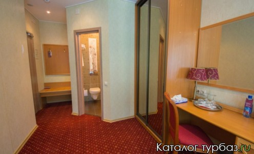 Парк-отель «Бухта Коприно»