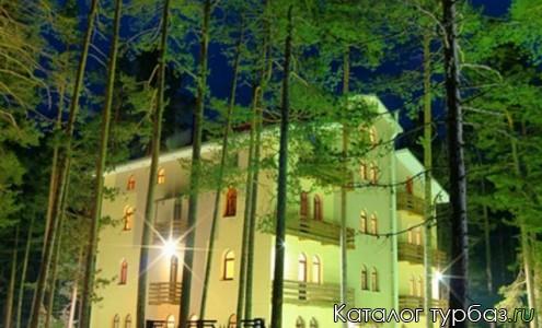 Парк-отель «Паоворот»