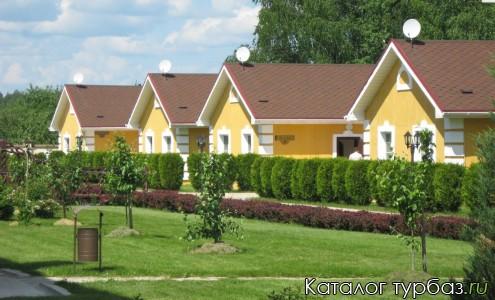 Загородный комплекс «Барская усадьбы»