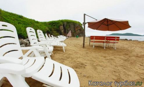База отдыха «Теплое море»