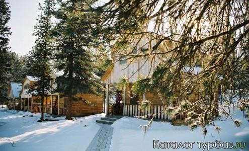Турбаза Снежный барс