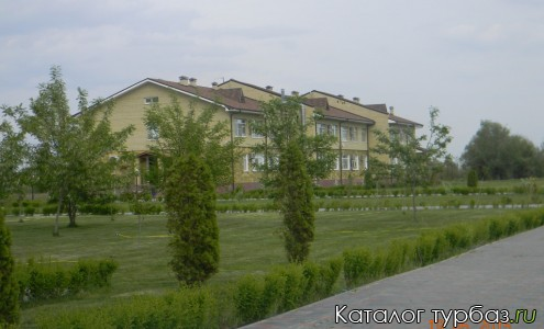 База отдыха «Астраханская»