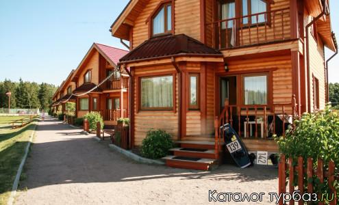База отдыха «Петрушинский хутор»