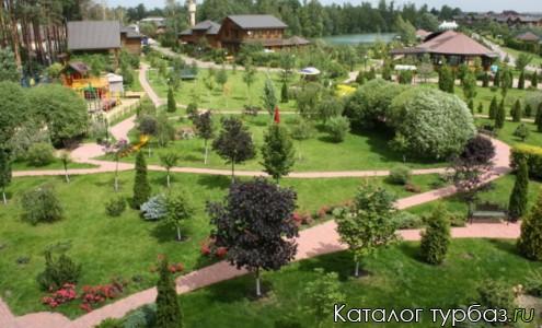 Загородный клуб отдыха «Александръ»