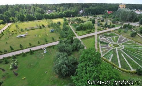 Загородный комплекс «Креатово»