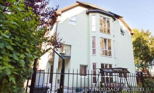 Гостевой комплекс «Зеленый дом»
