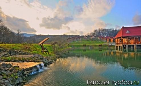 Туристический комплекс Легенда Шаян
