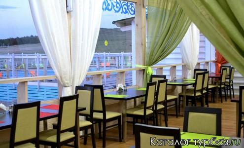 Турбаза «Baikal View Hotel»