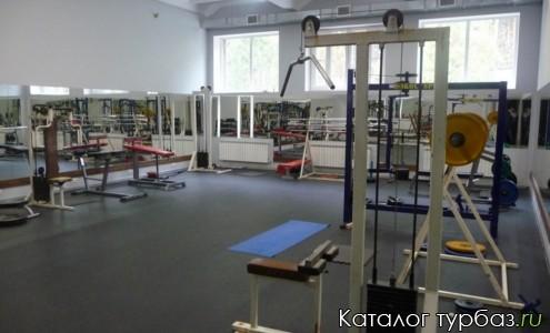 База отдыха «Динамо»