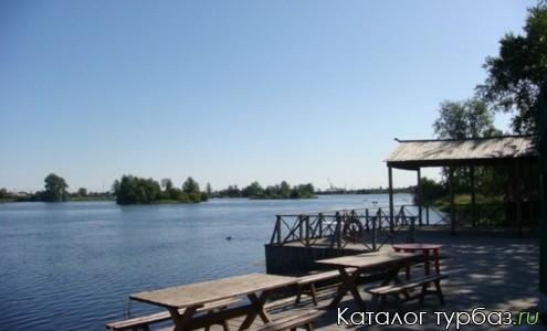 База отдыха «Карельская усадьба»