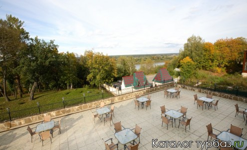 Загородный комплекс «Царьград»