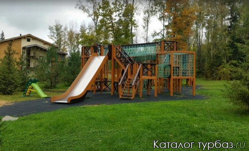 Загородный комплекс «LES Art Resort»