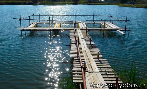 Комплекс отдыха «Озеро Понти»