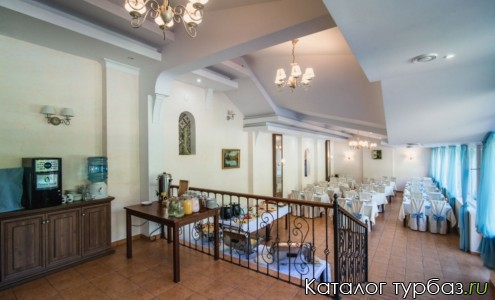 Эко-отель «Поляна сказок»