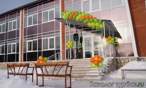 База отдыха «Ильинка»