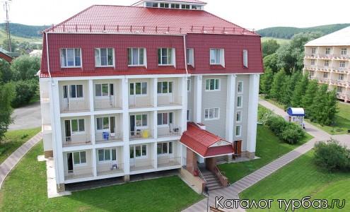 Курортный комплекс «Ключи»