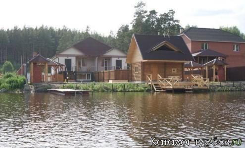 База отдыха «Гостевой дом на тихих прудах»