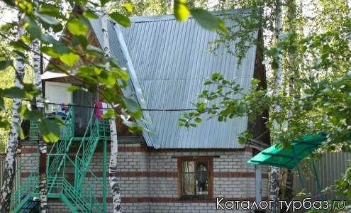 База отдыха «Ольха-Сугояк»