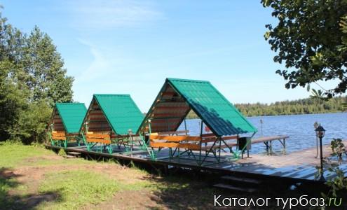 Дом отдыха «Озеро Долгое»