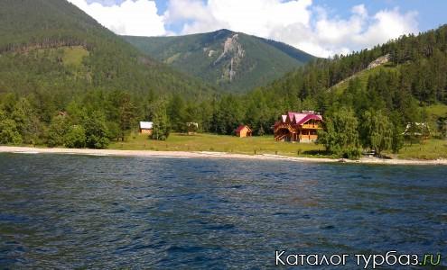 Вид с Байкала