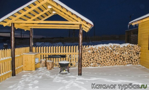 База отдыха «Русская деревня»