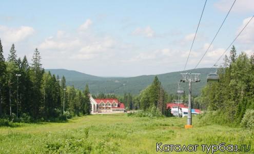 Спортивно-развлекательный комплекс «Гора Белая»