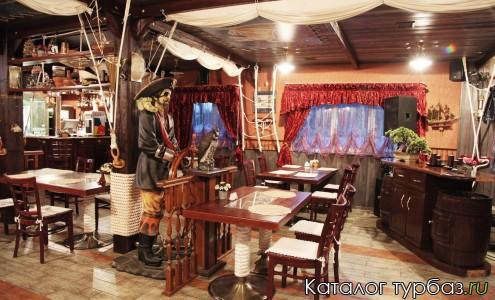 Ресторан «У Флинта» в Пирогово