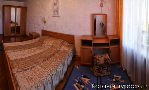 Туристско-оздоровительный комплекс «Евпатория»