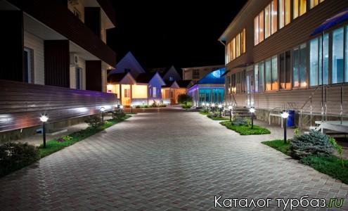 Загородный клуб-отель «Апельсин»