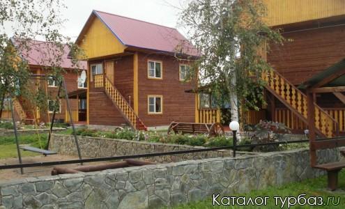 База гостиничного типа «Золотой ключик»