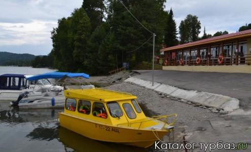 Турбаза «Горное озеро»