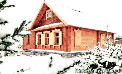Гостевой дом «Пужалова изба»