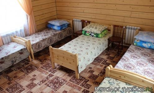 База отдыха «Лесной дворик»