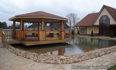 Загородный комплекс «Гостиный двор в Лебедево»