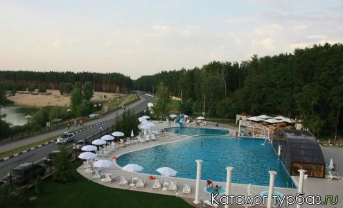комплекс отдыха «Белогорье»