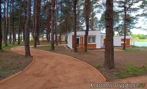 База отдыха «Green Gold Park»