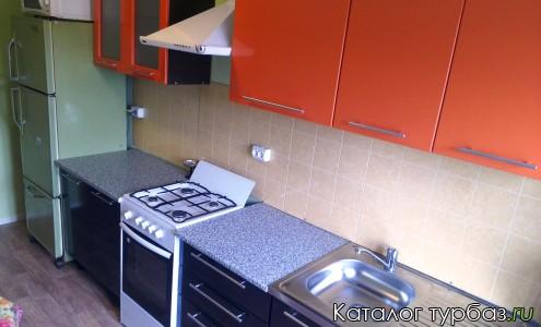 Кухня для гостей