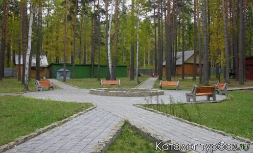 Турбаза Уралочка
