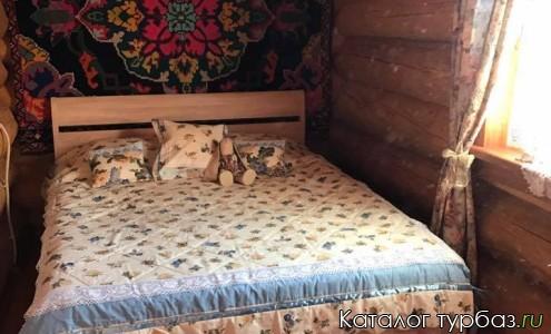 Спальня в Пермском доме
