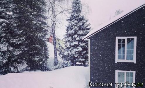 База отдыха «Снежинка»