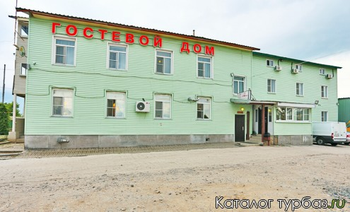 Гостевой дом «Горница в Ватланово»