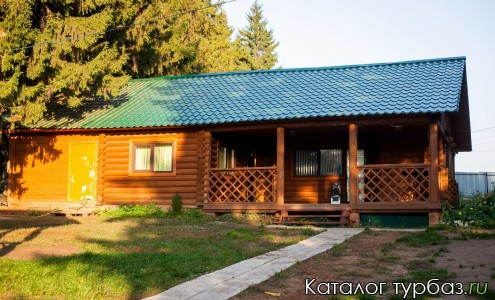 База отдыха «Молдаванский пруд»